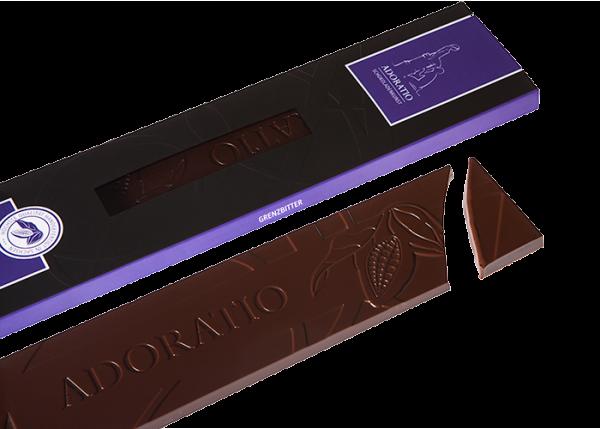 Grenzbitter - Bioschokolade