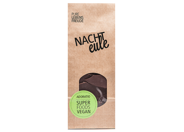 Nachteule-Superfood - Bioschokolade