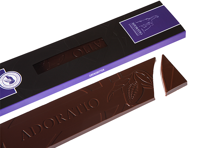 Grenzbitter Bio Schokolade