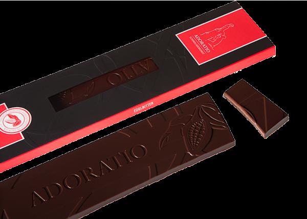 Edelbitter - Bioschokolade