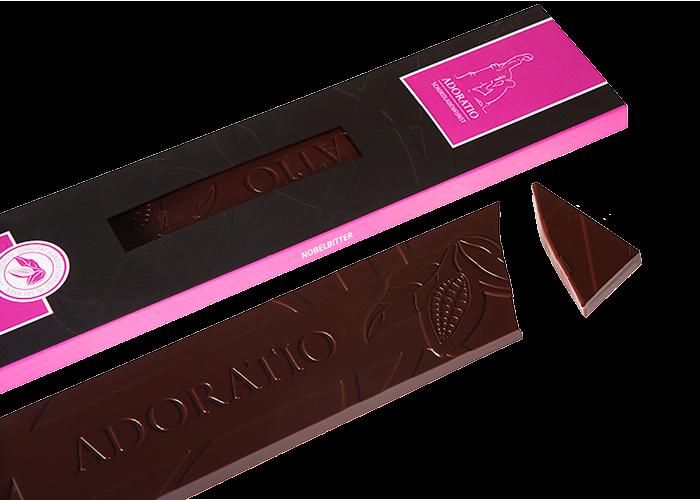 Nobelbitter Bio Schokolade