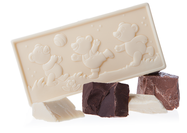 Bärchenbande - Bioschokolade