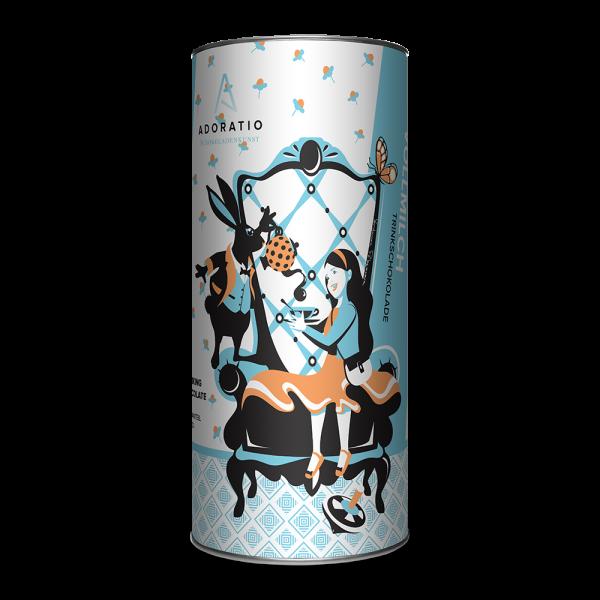 Vollmilch pur Bio-Trinkschokolade