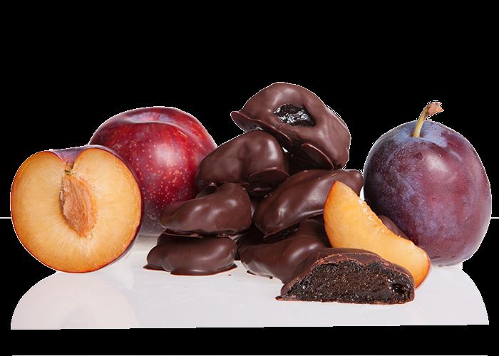 Pflaumen -Edelbitter- Bio Schokolade