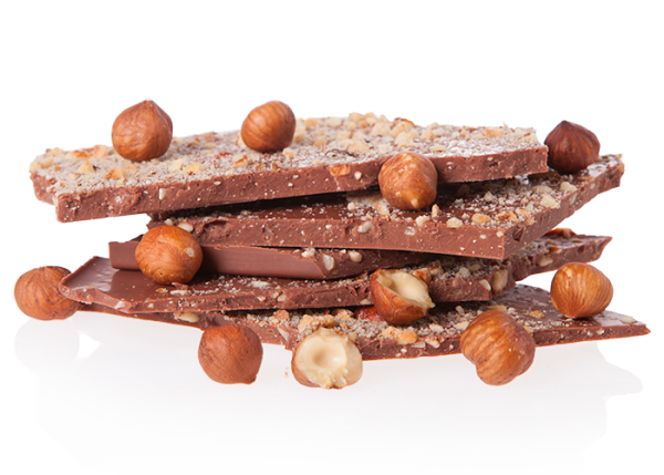 Vollmilch Haselnuss - Bioschokolade