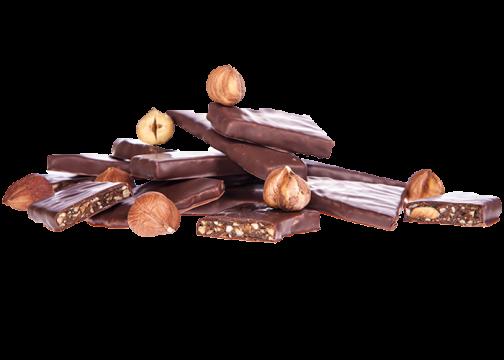 Haselnusskrokant Bio Schokolade -SAISONAL-