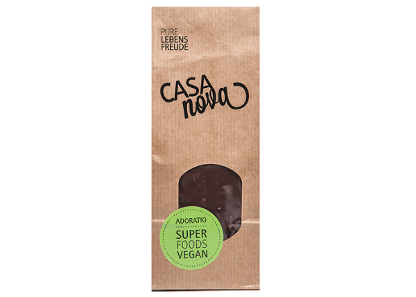 Casanova-Superfood - Bioschokolade