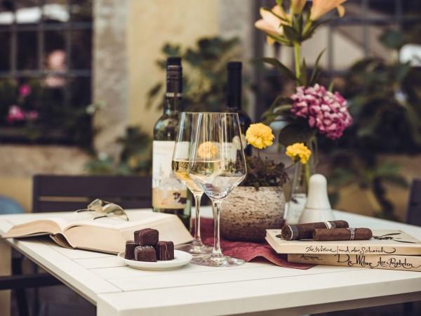 Erlesene Wein- und Schokoladenstunden, 69,00€/Person